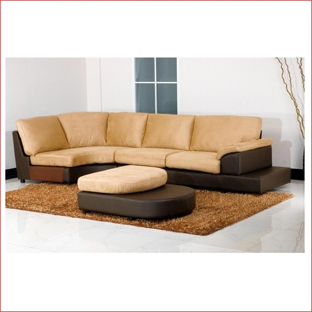 Chai Microsuede Sofa Bed Unique Two Tone Stationary Home Furniture For Chai Microsuede Sofa Beds (Image 11 of 20)
