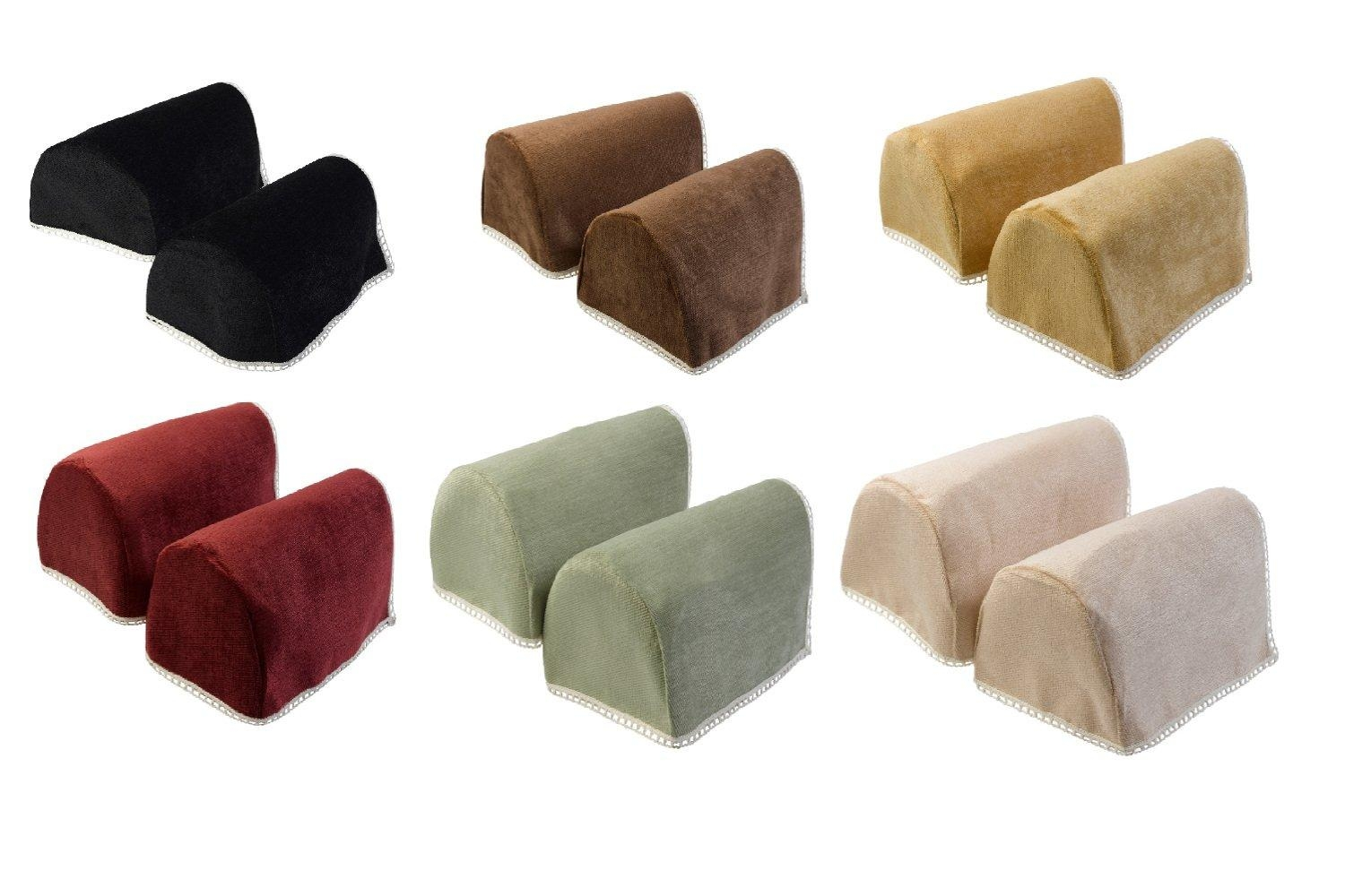 Chair Arm Cover | Home Design Architecture Within Sofa Arm Caps (Image 4 of 20)