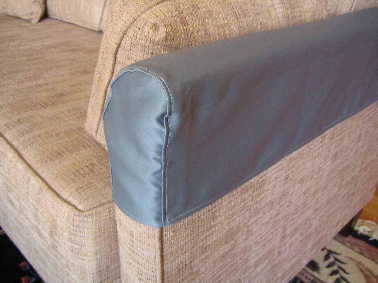 Chair : Arm Covers Standard Jumbo Round Cap Pair Swirl Pattern Within Armchair Armrest Covers (View 9 of 20)
