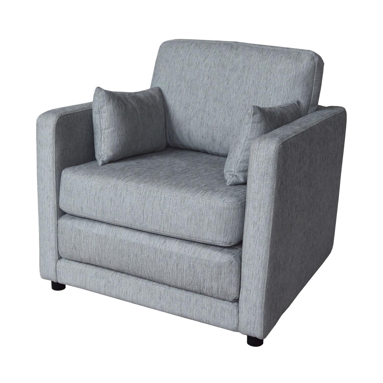 Chair Armchair Sofa Bed Single Hereo Sydney Rococo Bristol Gun Me Regarding Single Chair Sofa Bed (Image 3 of 20)