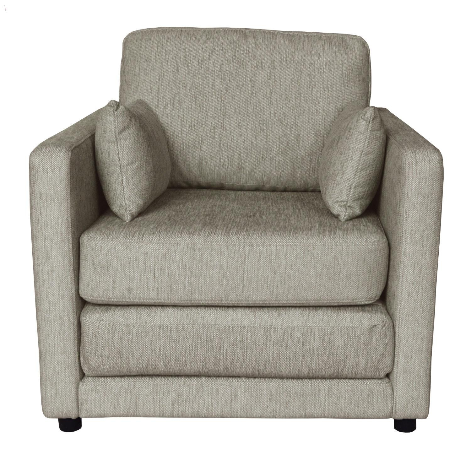 Chair Milly Grey Print Barrel Chair Armchair Accent Home Furniture Throughout Sofa Arm Chairs (View 4 of 20)