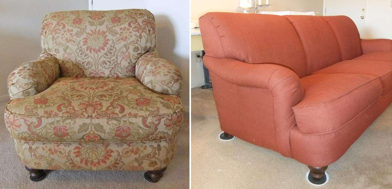 Chair Slipcovers | The Slipcover Maker Inside Slipcovers For Chairs And Sofas (Image 6 of 20)