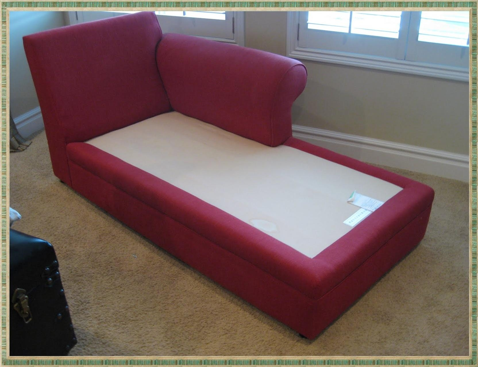 Chaise Lounge Slipcover | Home Decorations Ideas Throughout Slipcovered Chaises (Image 3 of 20)