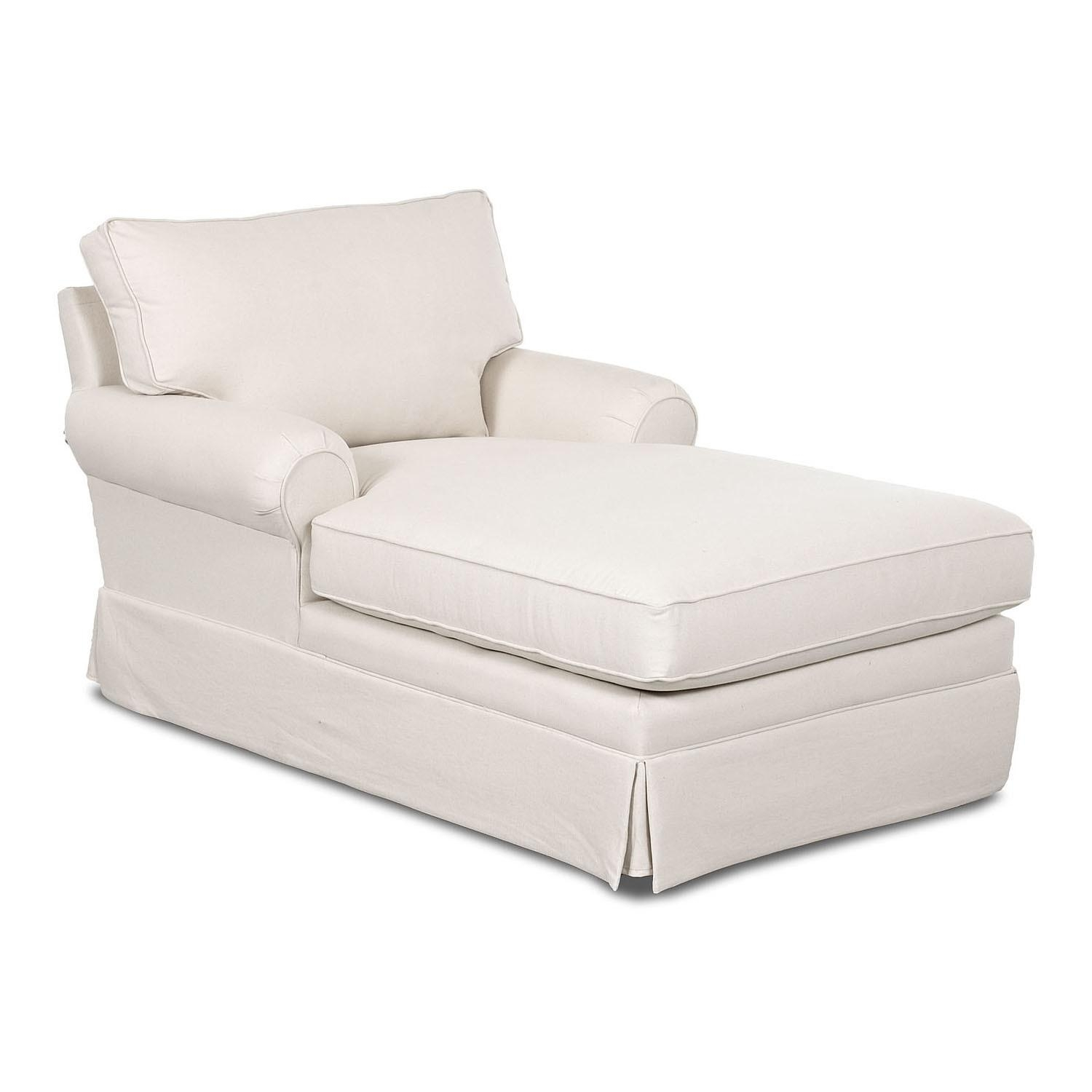 Chaise Lounge Slipcovers – Slipcovers For Chaise Lounge Chairs Pertaining To Slipcovers For Chaise Lounge Sofas (Image 3 of 20)