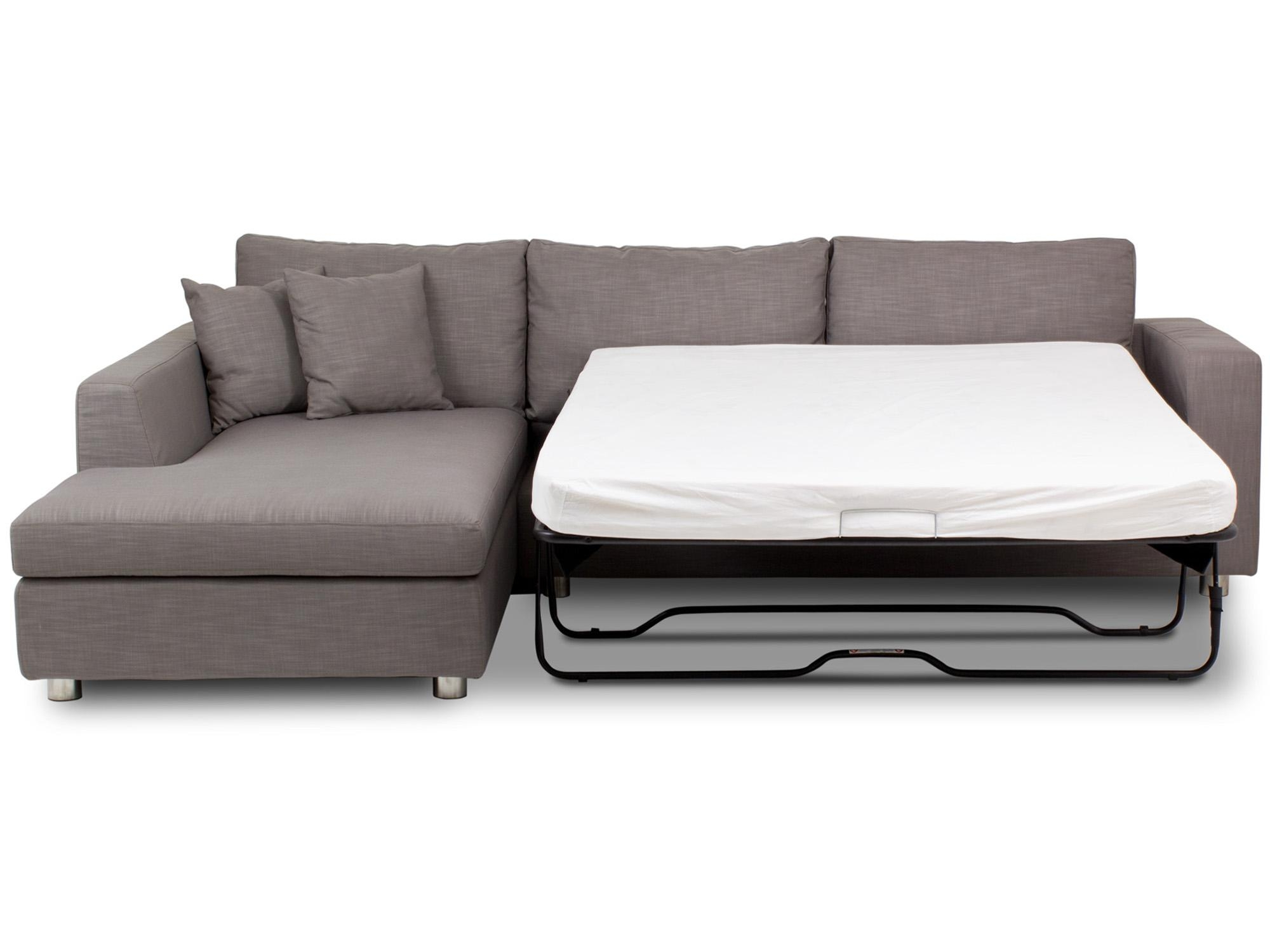 Chaise Sofa Sleeper With Storage | Tehranmix Decoration Pertaining To Sofa Beds With Storage Chaise (Image 3 of 20)