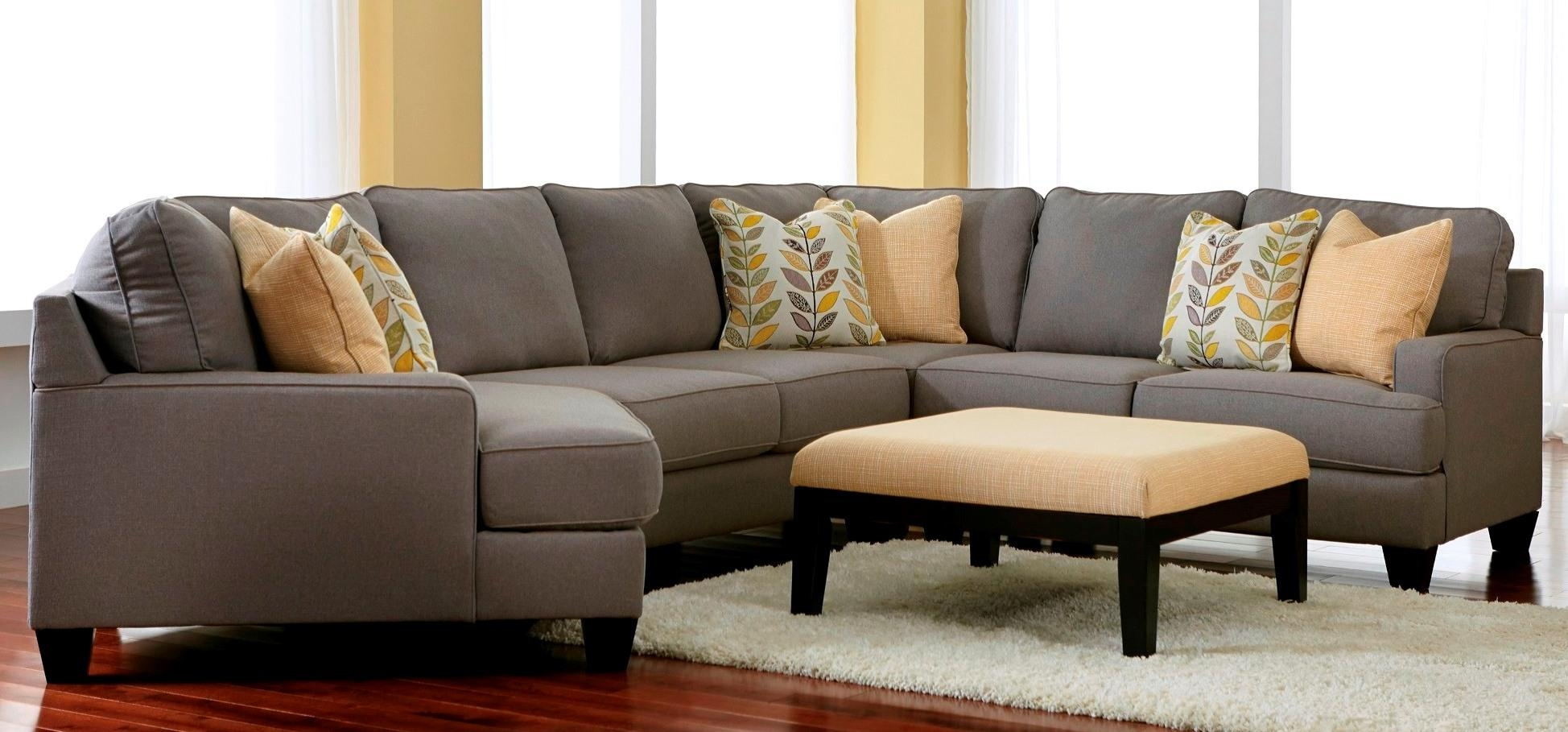 Chamberly Alloy Laf Cuddler Sectional Regarding Sectional Cuddler (View 16 of 20)