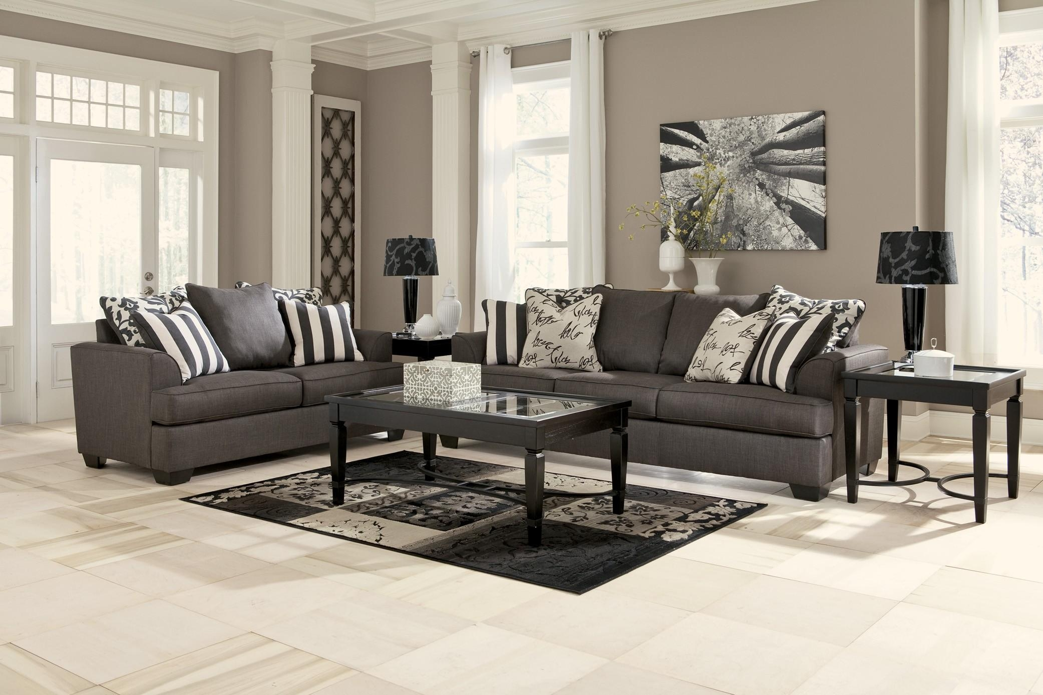 Charcoal Grey Sofa Living Room | Tehranmix Decoration Inside Charcoal Grey Sofas (Image 8 of 20)
