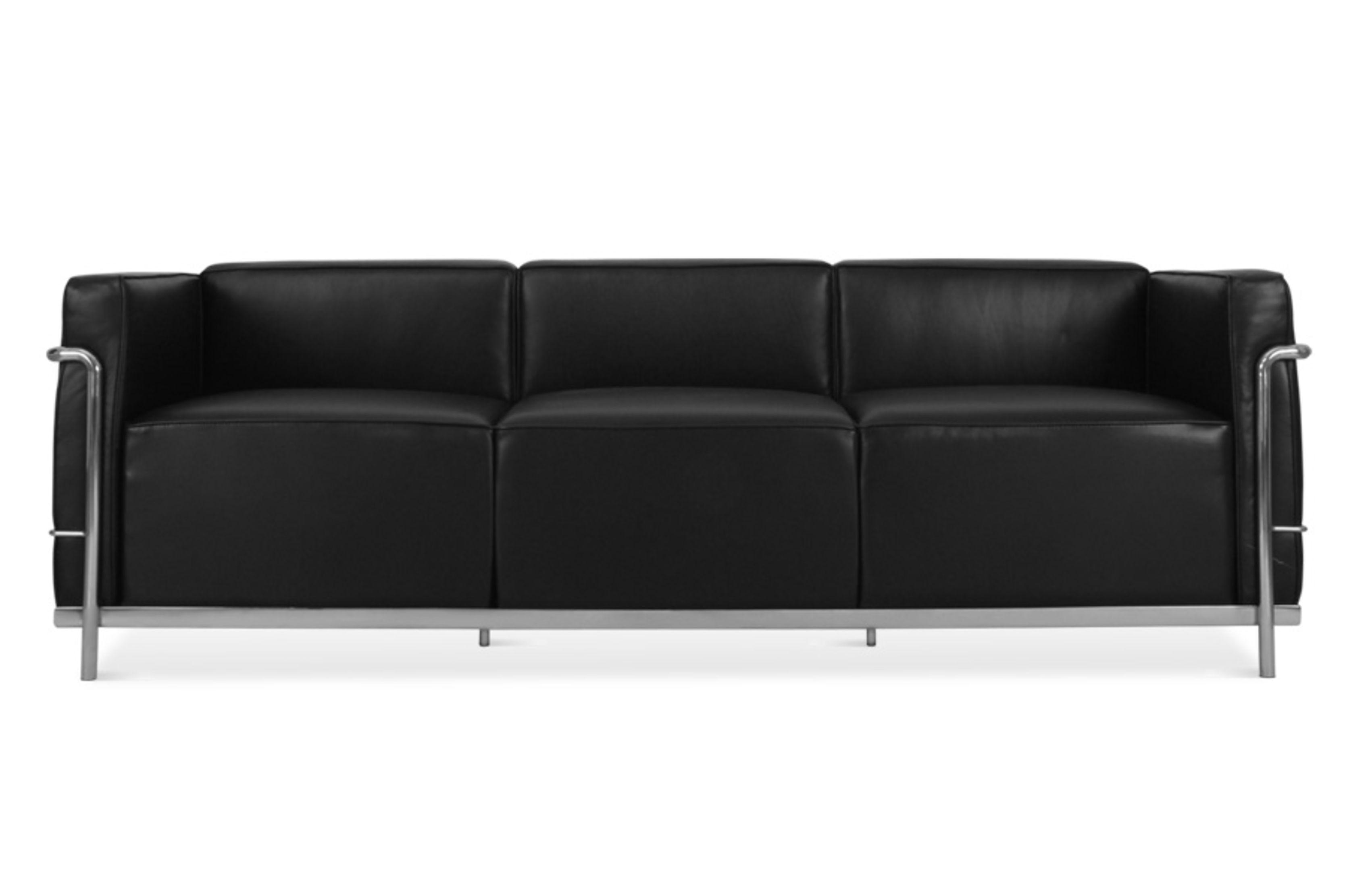 20 s Black Modern Couches