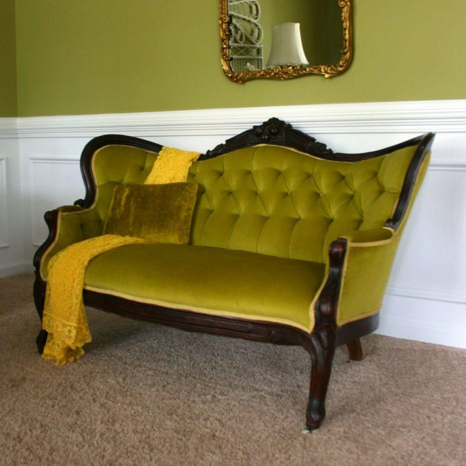 Chartreuse Sofa With Design Ideas 27453 | Kengire Within Chartreuse Sofas (Image 14 of 20)