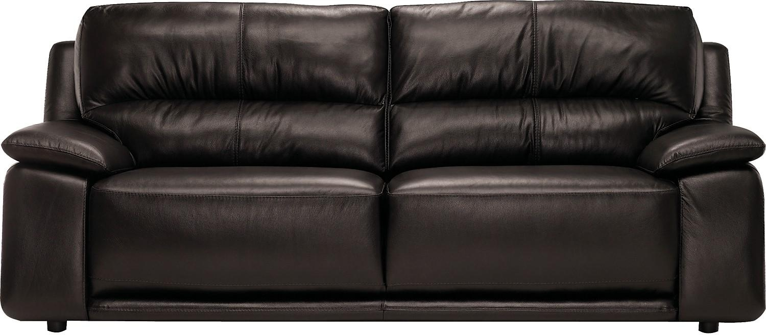 Chateau Ax Leather Sofa With Concept Hd Pictures 6680 | Kengire Regarding The Brick Leather Sofa (View 20 of 20)