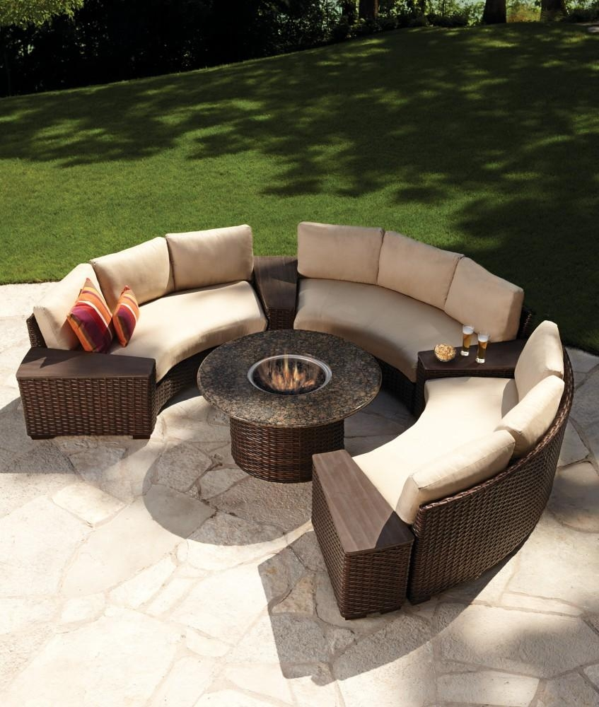 Cheap Curved Outdoor Cute Cheap Patio Furniture As Curved Patio With Regard To Cheap Outdoor Sectionals (Image 5 of 15)