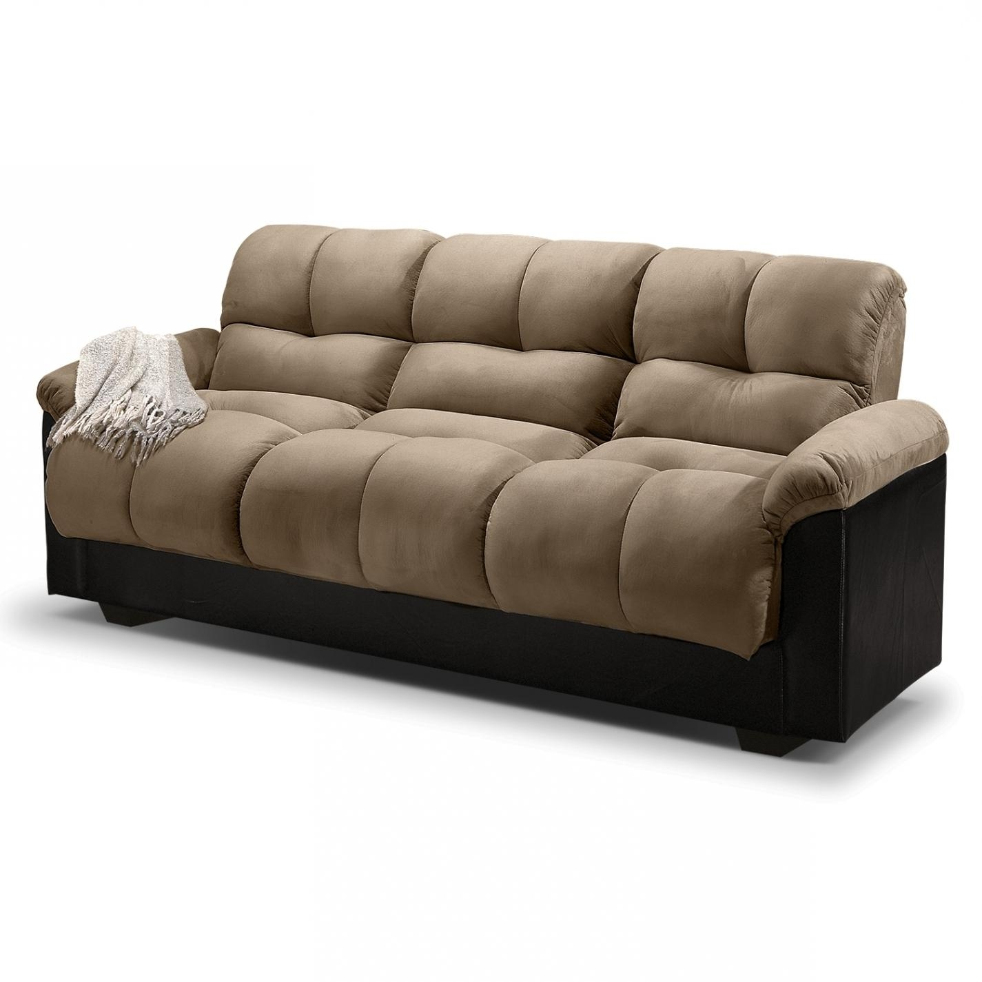 Cheap Futon Sofa Bed (Image 3 of 20)