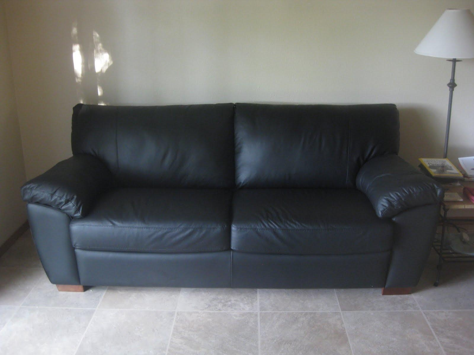 Cheap Leather Sofa (Image 13 of 20)