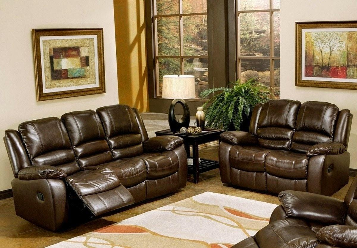Cheap Reclining Sofas Sale: Italian Leather Recliner Sofa Set For Italian Recliner Sofas (Image 3 of 20)