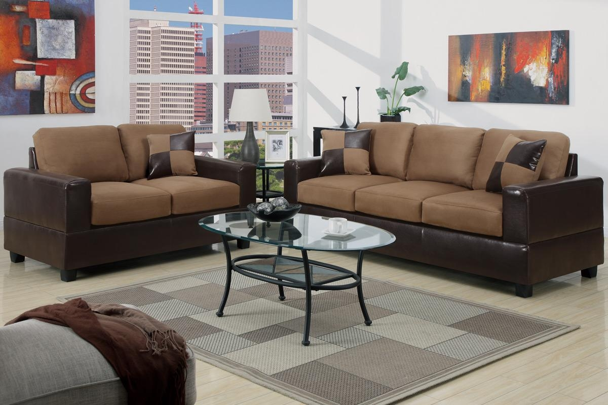 Cheap Two Tone Sofa Sets In Glendale, Ca – A Star Furniture For Two Tone Sofas (View 14 of 20)