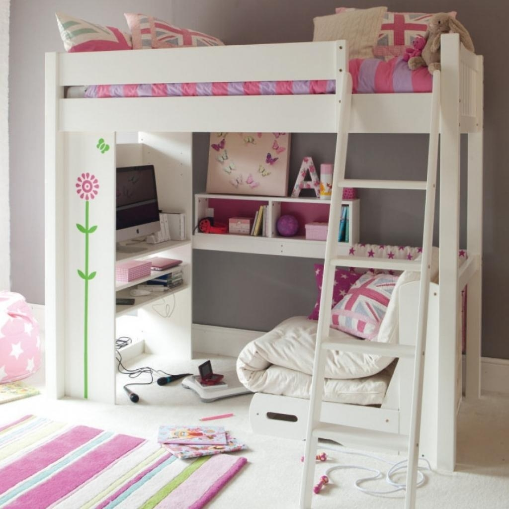Check Out All Of These High Sleeper With Desk And Sofa Bed For Throughout High Sleeper With Desk And Sofa (Image 4 of 20)