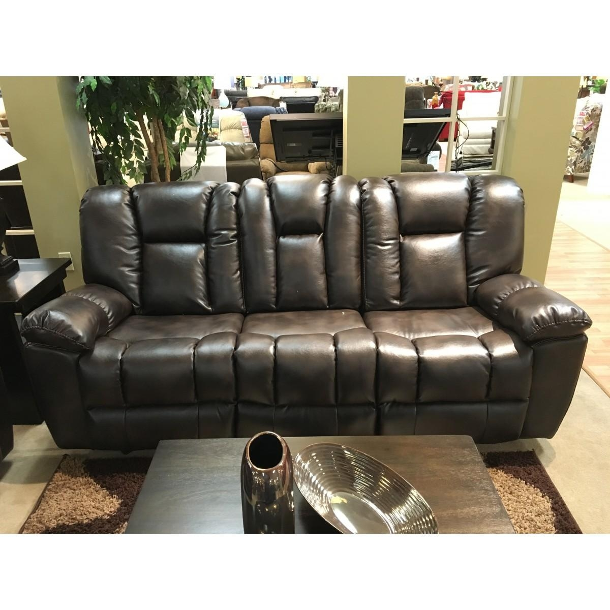 Cheers Furniture Glide Recliner Within Cheers Leather Sofas (Image 4 of 20)