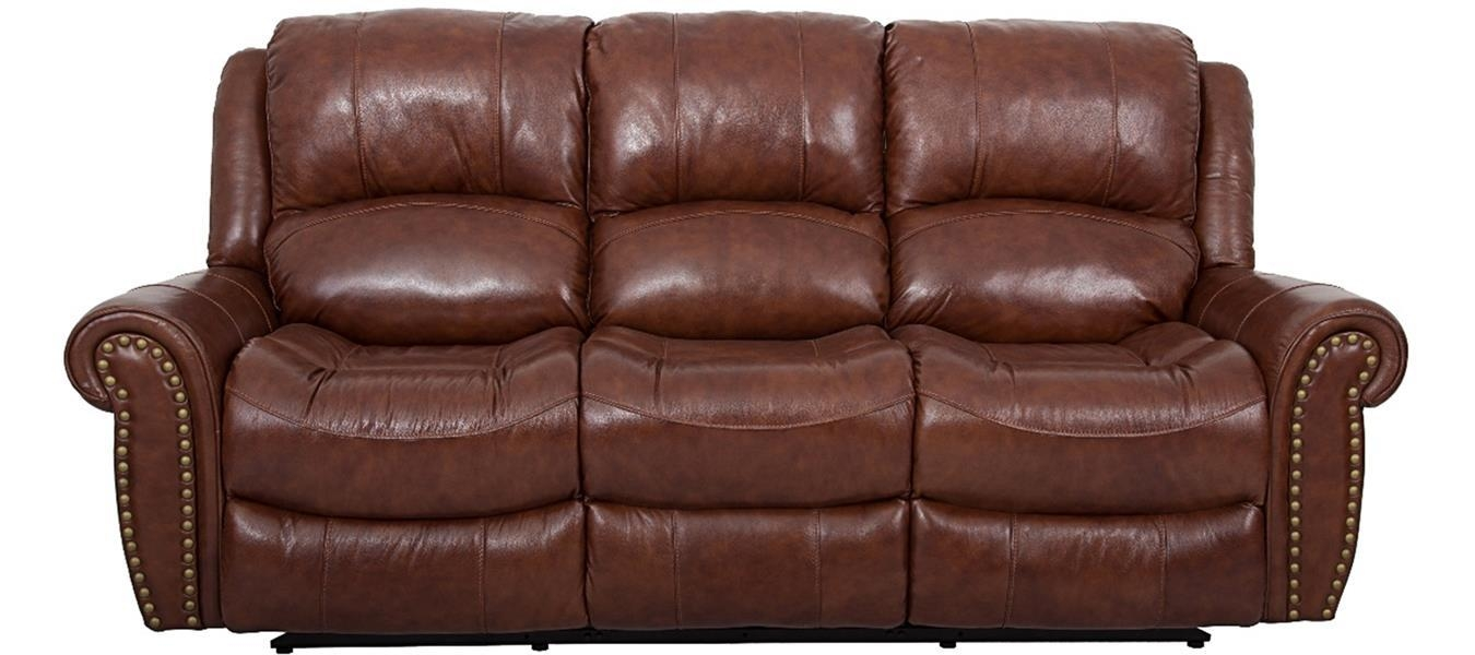 Cheers Sofa Saddle Saddle Leather Reclining Sofa – Great American Within Cheers Sofas (Image 9 of 20)