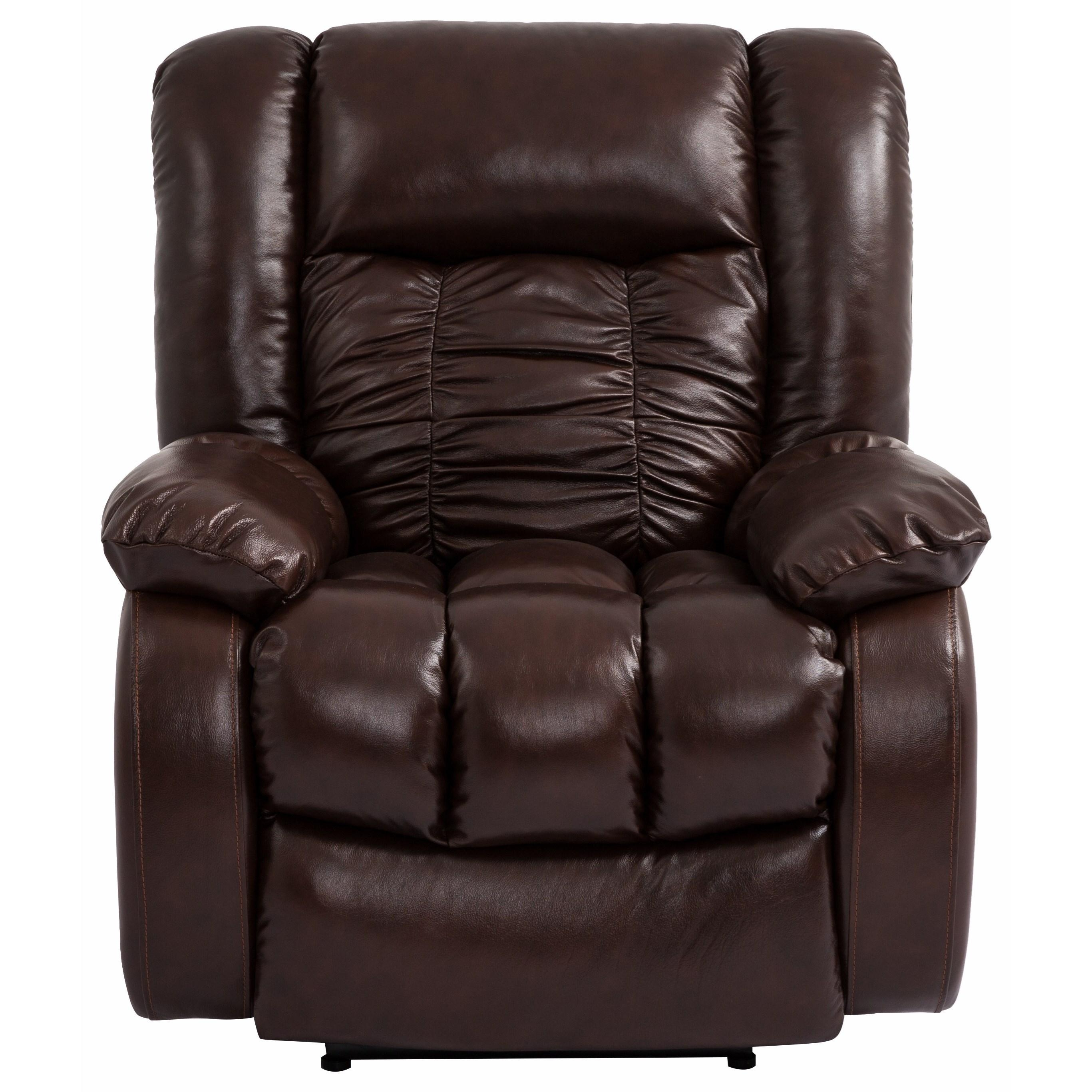 Cheers Sofa Uk358 Glider Recliner With Pillow Arms – Royal Pertaining To Cheers Sofas (Image 10 of 20)