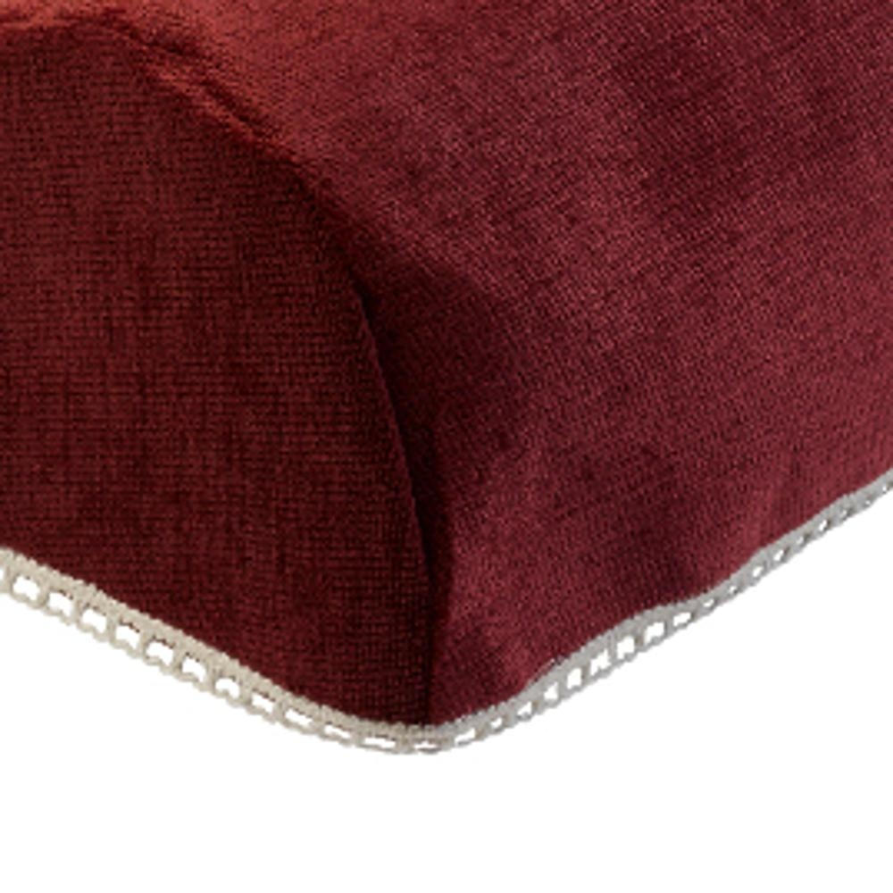 Chenille Rounded Arm Caps Pair Standard Xl & Mini Sofa Chair For Sofa Arm Caps (Image 7 of 20)