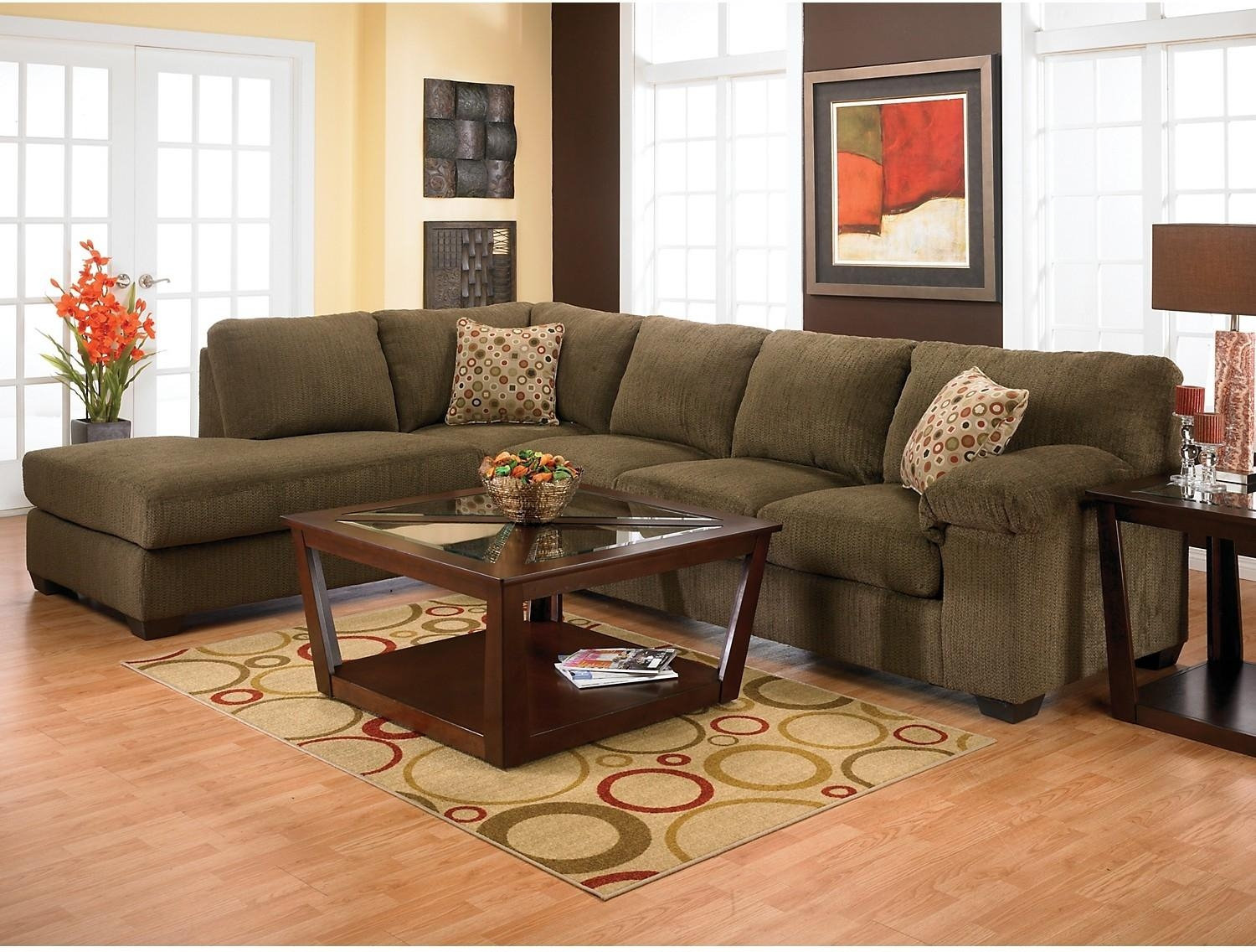Chenille Sectional Sofa With Chaise With Concept Image 21936 For Chenille Sectional Sofas With Chaise (View 2 of 20)