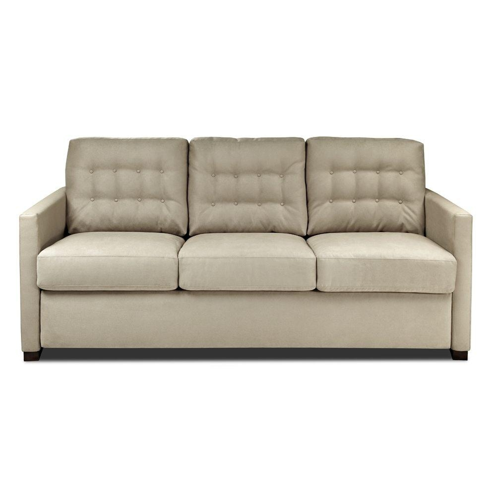 Chenille Sleeper Sofa | Sofa Gallery | Kengire Within Chenille Sleeper Sofas (Image 4 of 20)