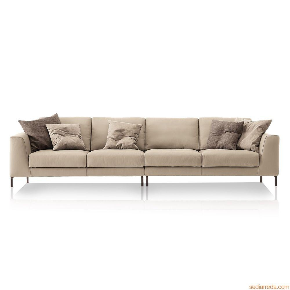 Chennai Maxi: Design Sofa With 4 Or 6 Seater, Available With Throughout Four Seater Sofas (Image 6 of 20)