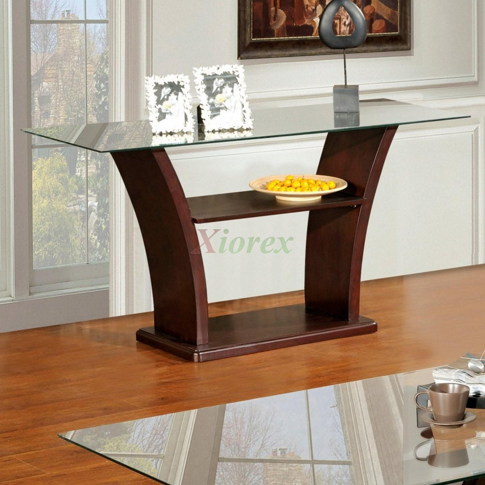 Cherry Wood Sofa Table With Design Inspiration 13487 | Kengire Intended For Cherry Wood Sofa Tables (Image 3 of 20)