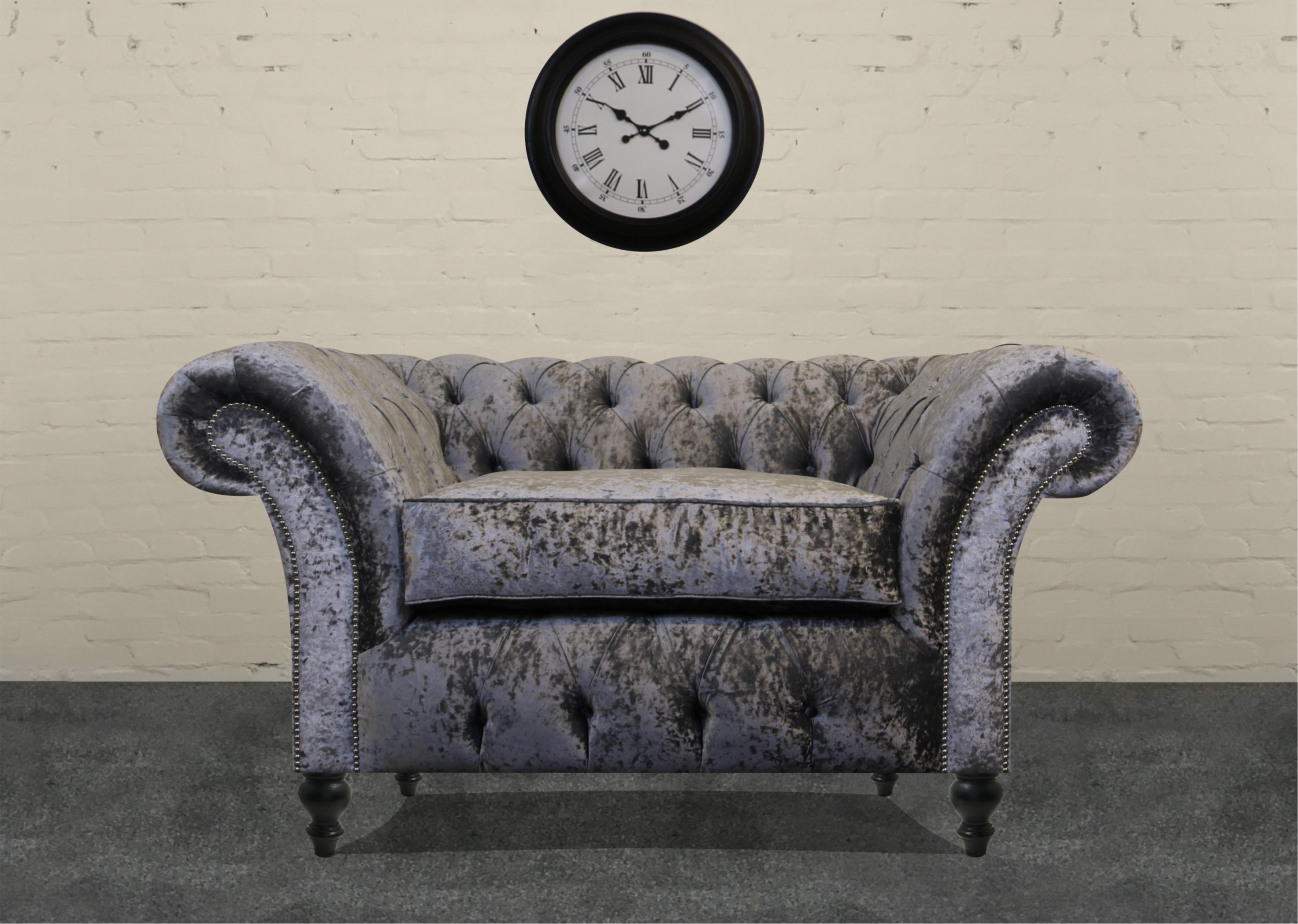 Chesterfield Snuggle Chair Archives – Timeless Sofas – Handmade With Snuggle Sofas (Image 2 of 20)
