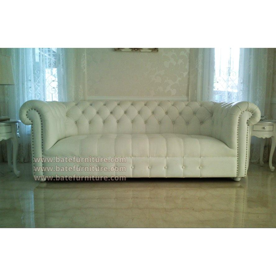 Chesterfield Sofa 3 Seater | Living Room Furniture | Luxury Throughout Cleopatra Sofas (Image 2 of 20)