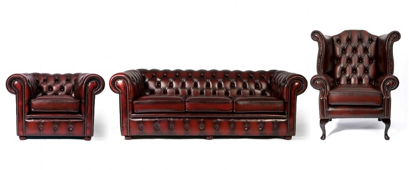 Chesterfield Sofa And Chairs Free