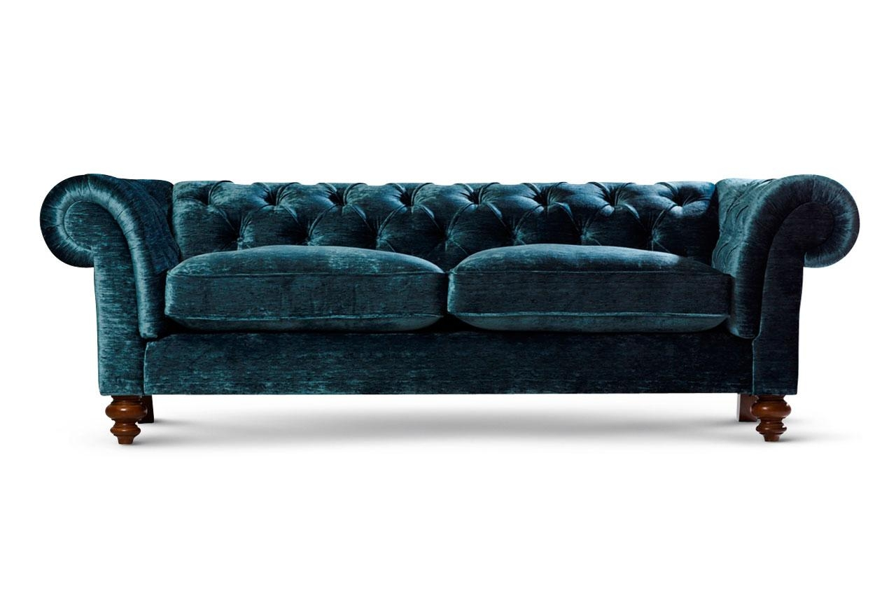 Chesterfield Sofa | Delcor Bespoke Furniture Intended For Chesterfield Sofas (View 13 of 20)