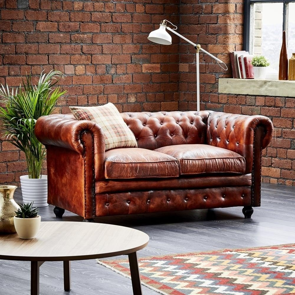 Chesterfield Sofas And Chairs Pertaining To Chesterfield Sofas (View 15 of 20)