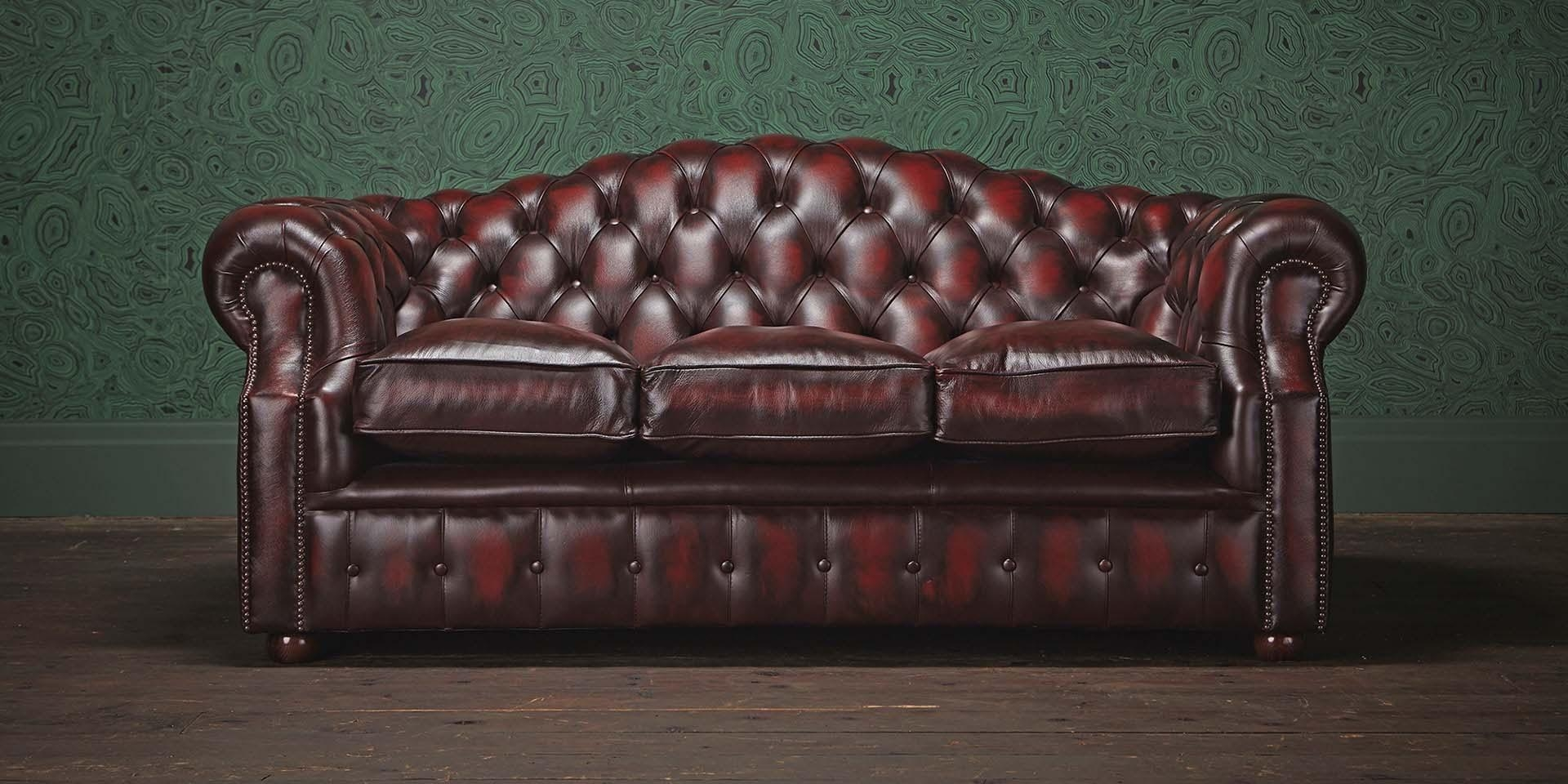 Chesterfield Sofas | Chesterfields Of England Regarding Chesterfield Sofas (View 3 of 20)