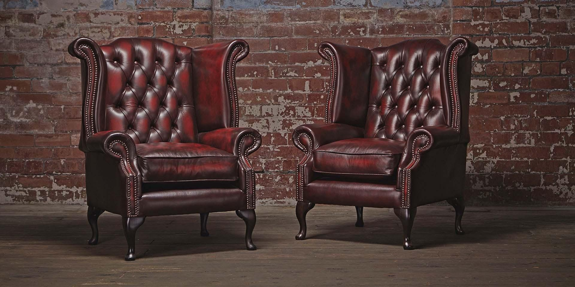 Chesterfields Of England   The Original Chesterfield Company Intended For Chesterfield Sofa And Chairs (View 3 of 20)