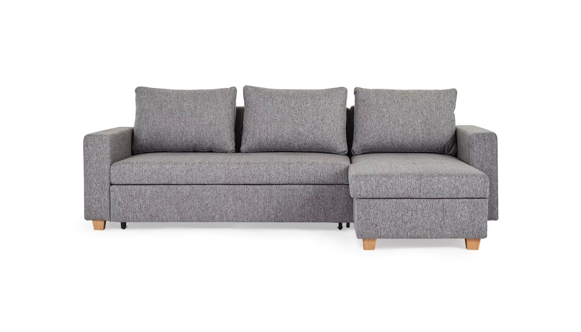 Chicago Storage – Corner Sofa Bed | Loungelovers Regarding Chaise Longue Sofa Beds (Image 6 of 20)
