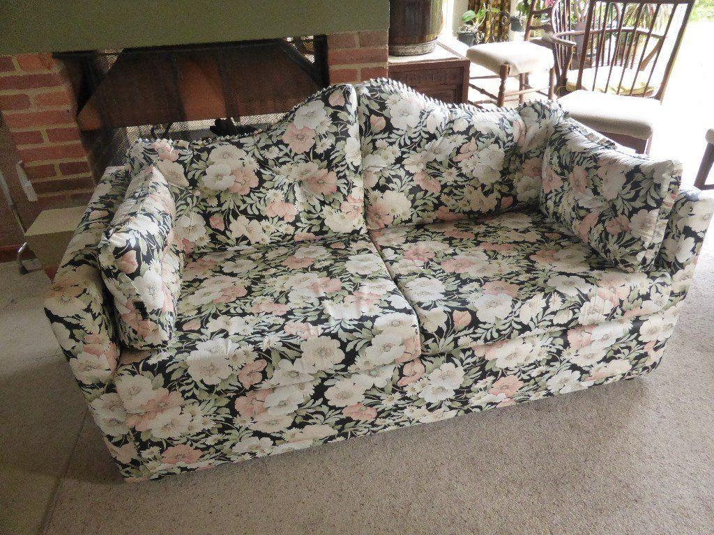 Chintz Sofa Bed – Rs Gold Sofa Inside Chintz Sofa Beds (View 2 of 20)