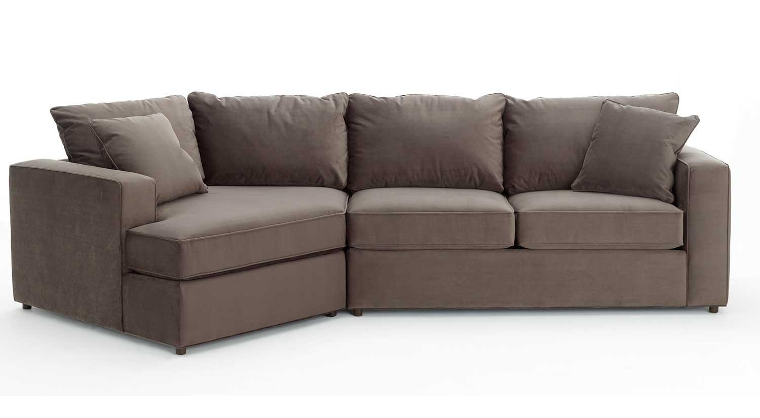 Circle Furniture – Circle Furniture | Living Room | Milford Cuddle With Circle Sectional (Image 1 of 15)