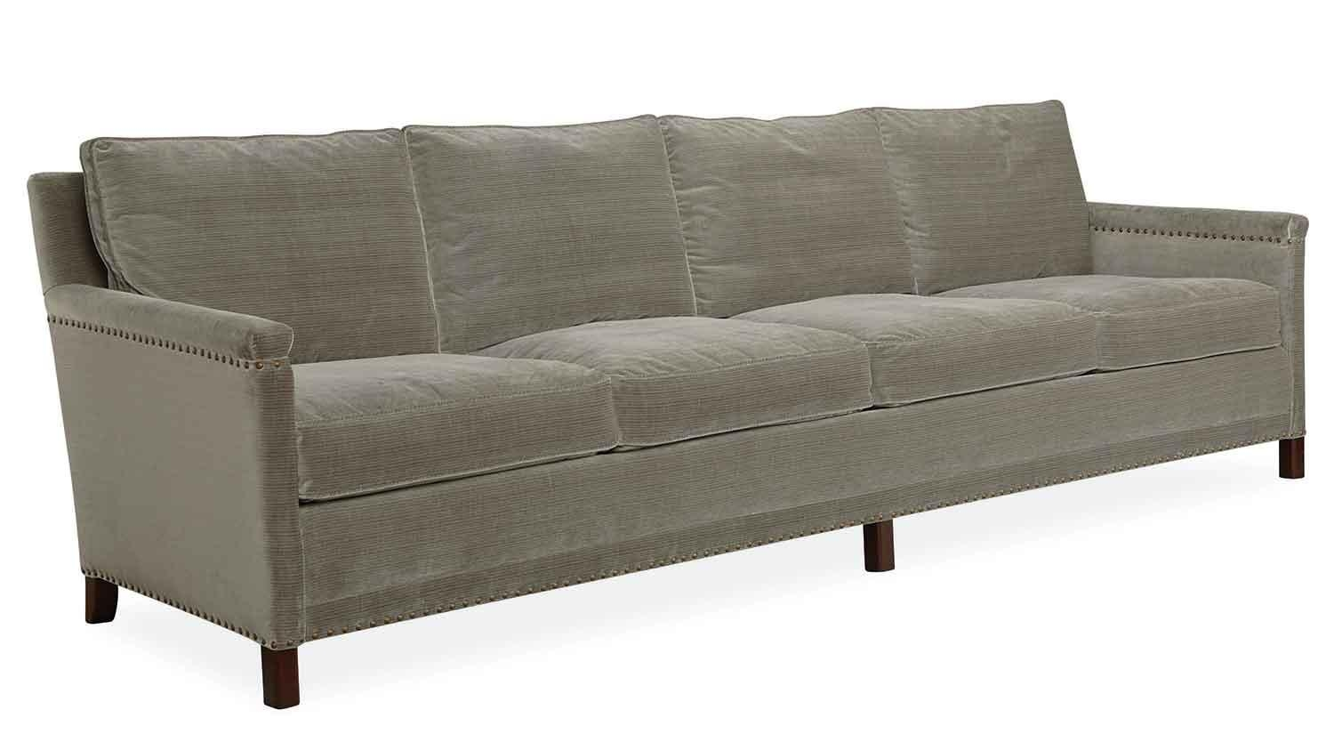 Circle Furniture – Paige 4 Seat Sofa | Sofas Acton | Circle Furniture Pertaining To 4 Seat Sofas (Image 14 of 20)