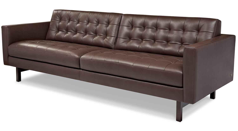 Circle Furniture – Parker Sofa | Designer Sofas Boston | Circle Throughout Circle Sofas (View 16 of 20)