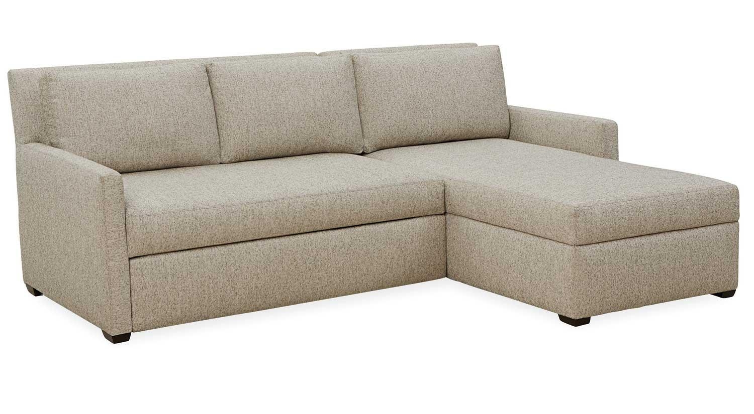 Circle Furniture – Sleeper Sofa | Sectional Sleepers | Circle In Austin Sectional Sofa (Image 4 of 15)