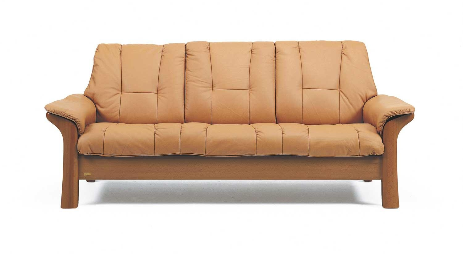 Circle Furniture – Windsor Stressless Loveseat | Ekornes Sofas Ma Regarding Windsor Sofas (Image 2 of 20)