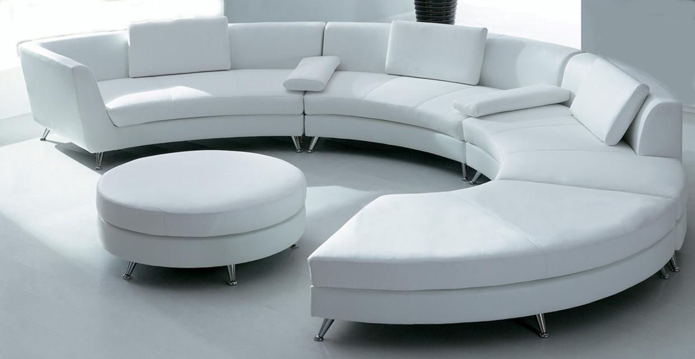 Circle Sofa Sectional | Tehranmix Decoration Throughout Circular Sectional Sofa (Image 1 of 15)