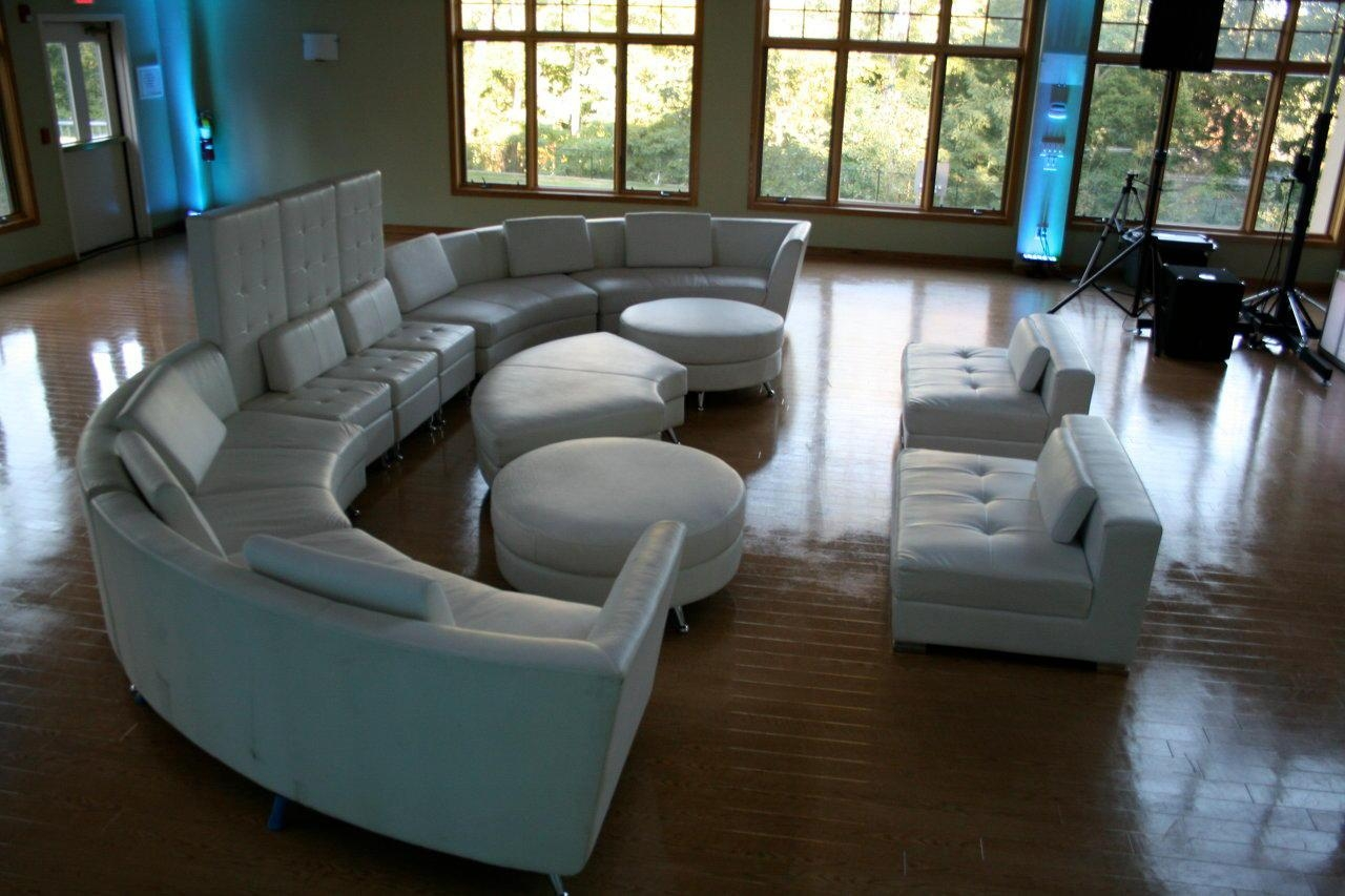 Circle Sofa Set | Tehranmix Decoration Pertaining To Semi Sofas (Image 5 of 20)