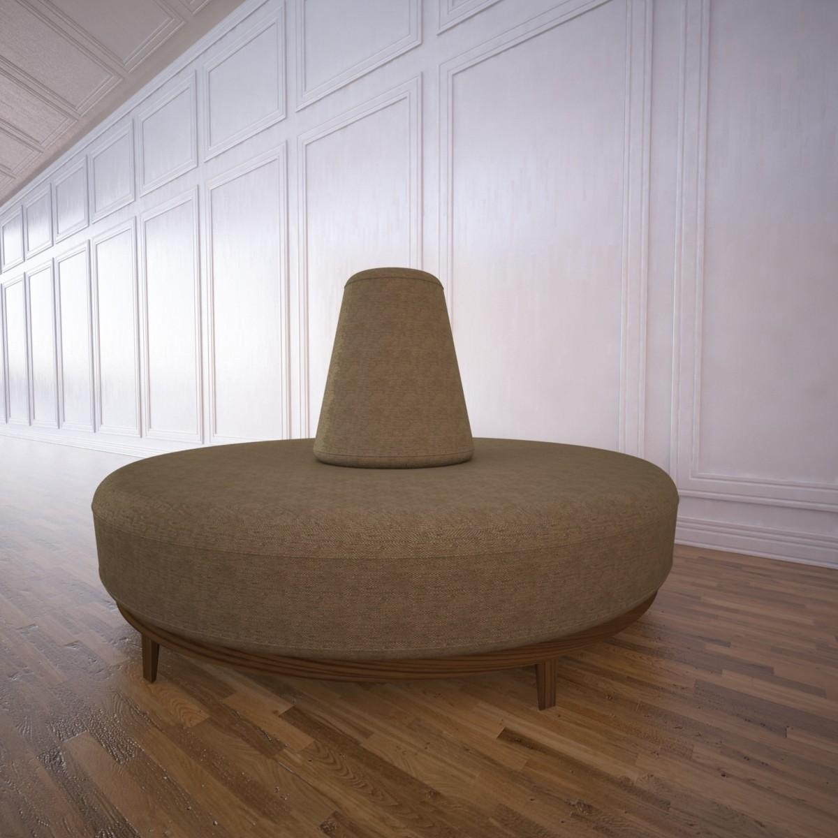 Circular Banquette Seating Photo – Banquette Design In Banquette Sofas (Image 16 of 20)