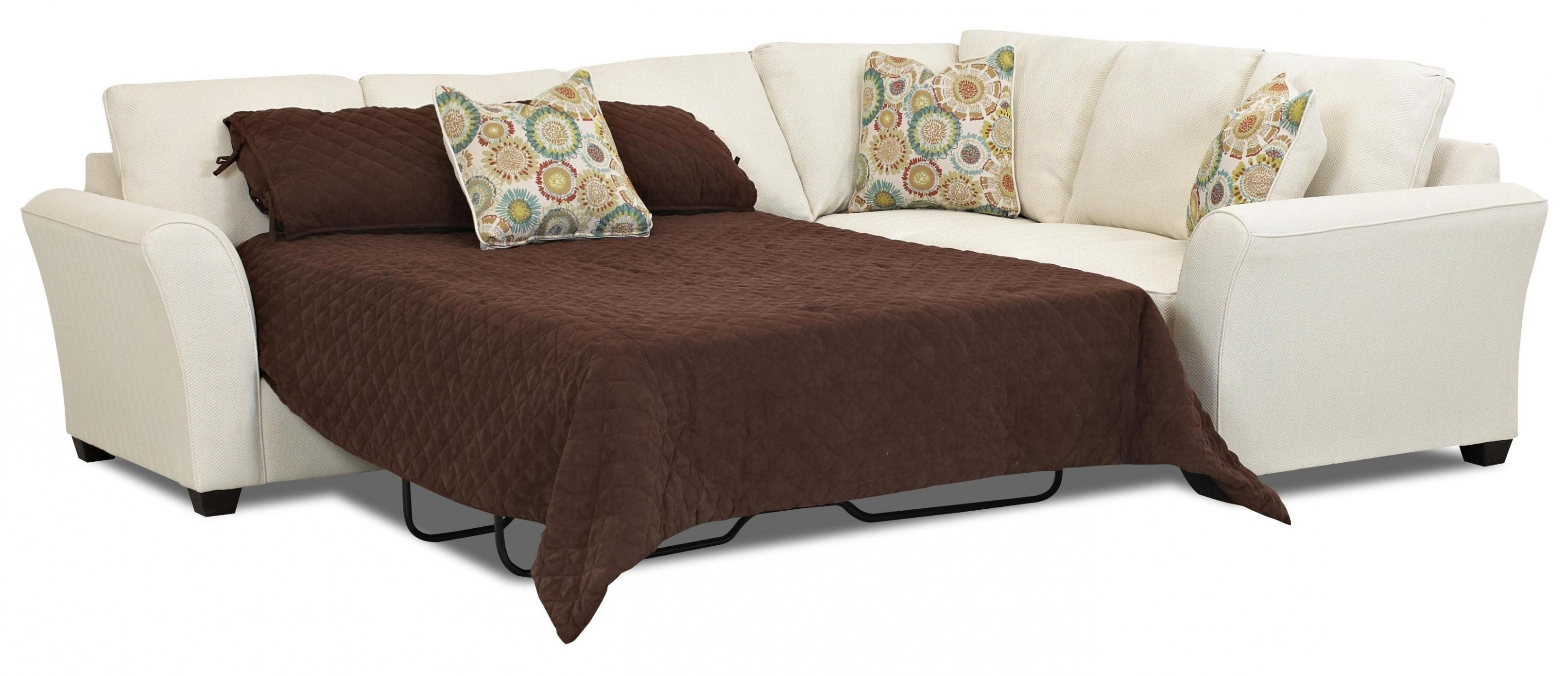 20 photos sectional sleepers sofa ideas for Clarke fabric 2 piece sectional queen sleeper sofa bed