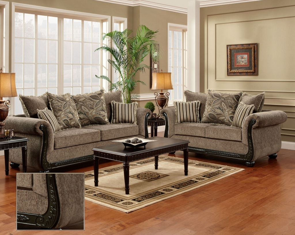 Classic Living Room Furniture Living Room Design And Living Room Ideas For Traditional Sofas And Chairs (Image 2 of 20)