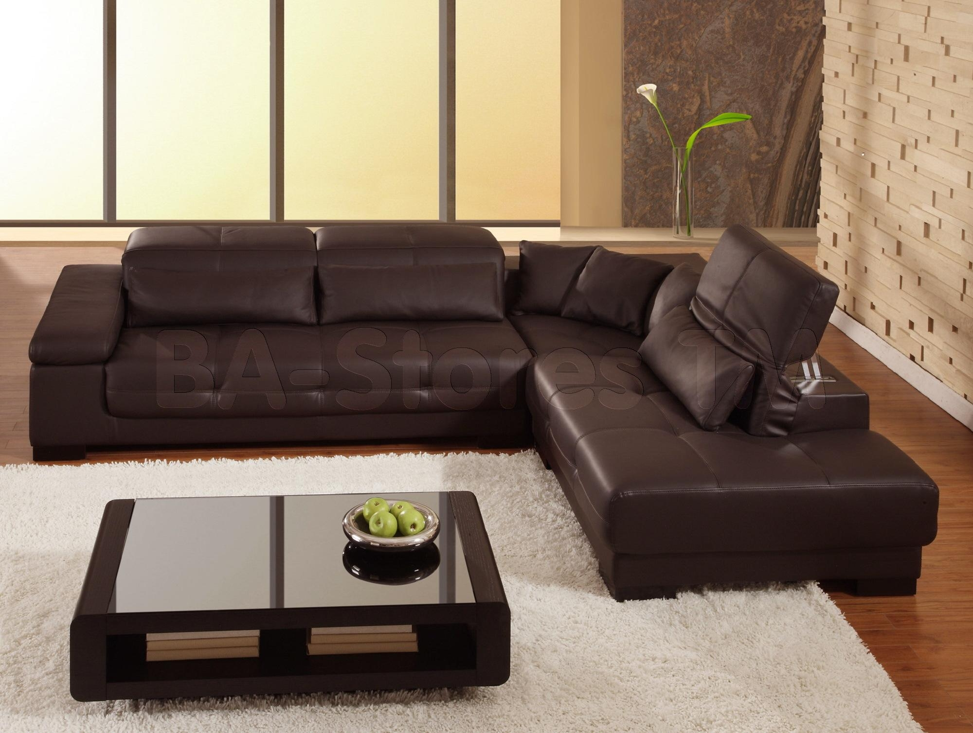 Clearance Leather Sectional Sofas | Tehranmix Decoration Intended For Stacey Leather Sectional (Image 2 of 20)