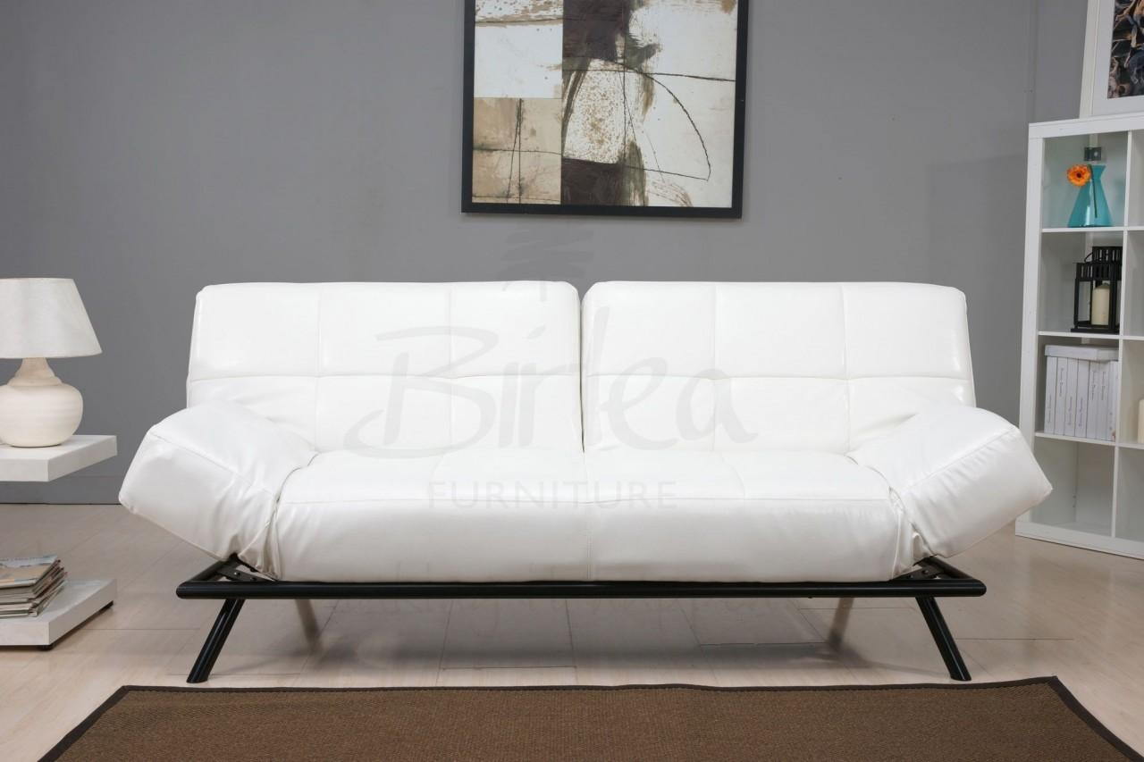 Click Clack Sofa Bed | Sofa Chair Bed | Modern Leather Sofa Bed Ikea Throughout Clic Clac Sofa Beds (Image 5 of 20)
