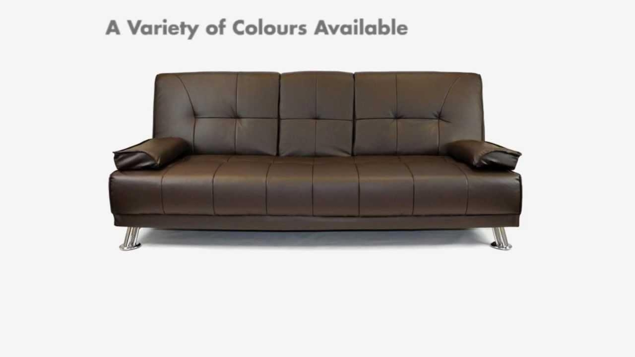 Click Clack Sofa Beds – Cheap Sofa Beds, Sofa Beds Uk, Leather With Regard To Clic Clac Sofa Beds (Image 7 of 20)